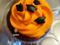 Chocolate-fudge-cupcakes-orange-icing-5-15-2021