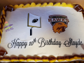 Tagged-cake